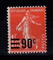 YV 227 N* Semeuse - Unused Stamps