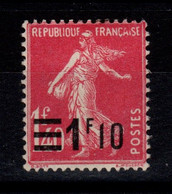 YV 228 N* Semeuse - Unused Stamps
