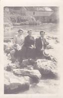 Carte Postale France Photo A. Durand De 2 Femmes Et 1 Homme - Photos