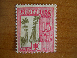 Guadaloupe N° T29 Neuf SG - Postage Due