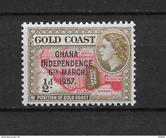 LOTE 2216  ///  COLONIAS INGLESAS - GOL COAST - COSTA DE ORO  ¡¡¡ OFERTA - LIQUIDATION !!! JE LIQUIDE !!! - Gold Coast (...-1957)