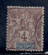 FRANCE     ETABLISSEMENT DE L OCEANIE    OBLITERE - Used Stamps