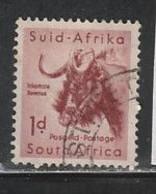 AFRIQUE DU SUD 199 // YVERT 202 // 1954 - Used Stamps