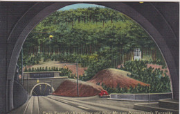 UNITED STATES - Twin Tunnels (Kittatinny And Blue Mountain) On Pennsylvania Turnpike - Other
