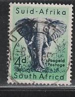 AFRIQUE DU SUD 202 // YVERT 206 // 1954 - Used Stamps