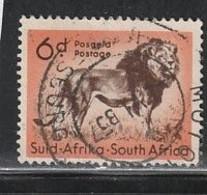 AFRIQUE DU SUD 203 // YVERT 208 // 1954 - Used Stamps