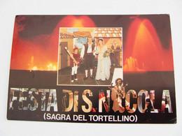 Castelfranco Emilia, Modena, 11.9.1988, Festa Di S. Nicola, Sagra Del Tortellino FDC - San Nicolás