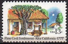 USA 1977 13¢ Alta California - Ungebraucht