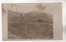 +4139,  FOTO-AK, WK I, Sprengtrichter In Den Argonnen - Oorlog 1914-18