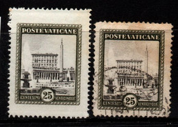 S005C - RUSSIA, 1933 - SC#: 23 - USED/MH - VARIETY SIZE - Oblitérés