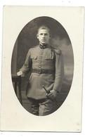 CARTE PHOTO - Militaria - Soldat Du 31eRégiment De DRAGONS  - Photo MEYER Prise à LUNEVILLE - Oorlog 1914-18