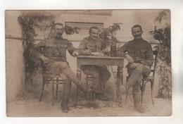 +3689,  FOTO-AK, WK I, Feldpost,Hadtap- Postahivatal, Ungarn - Oorlog 1914-18