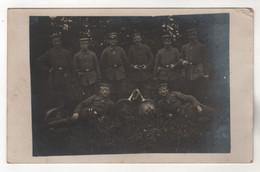 4694,  FOTO-AK, WK I, Feldpost, - Oorlog 1914-18