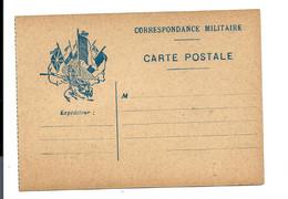 CARTE POSTALE MILITAIRE 12,3 X 9 Cm En FRANCHISE > Vente Directe X - Oorlog 1914-18
