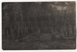 7256,  FOTO-AK, WK I, Feldpost, - Oorlog 1914-18