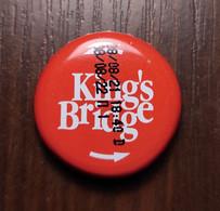 Bottle Cap Capsule Kronkorken Low-Alcohol Drink King's Bridge GIN WITH GRAPEFRUIT JUICE Ukraine - Other