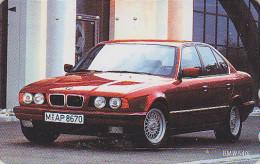 Télécarte JAPON / 110-011 - VOITURE - BMW 540 I - CAR JAPAN Phonecard - AUTO Telefonkarte / Germany - 3621 - Cars