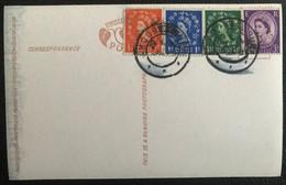 Grande Bretagne 1967 Queen Elizabeth II (1233) - Covers & Documents
