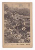 Rare CPA Fort Des Ayvelles, Près Charleville, Ardennes - Oorlog 1914-18