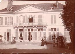 Photographie Anonyme Vintage Snapshot Ariès Nogent Sur Marne Lafaulotte - Plaatsen