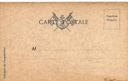 Carte En Franchise Militaire - Oorlog 1914-18