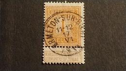 "N 108  Afst/Obl   "" ERMETON-SUR-BIERT "" - 1912 Pellens"