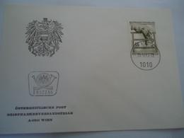 AUSTRIA FDC 1973 ATHLETICS - Ohne Zuordnung