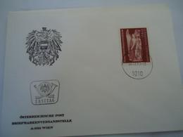 AUSTRIA FDC 1973 ART - Ohne Zuordnung