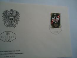 AUSTRIA FDC 1971 ANNIVERSARIES - Ohne Zuordnung