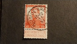"""N 111  Afst./Obl.  """" BOIS - DE - BREUX """" - 1912 Pellens"""