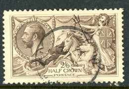 """Great Britain USED 1913 """"Britannia Rule The Waves"""" - Used Stamps"""