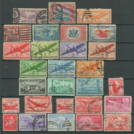 USA 1920/1950☀ Airmail ☀ Used - 1a. 1918-1940 Used