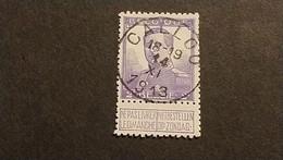 """N 117  Afst./obl.  """" CALLOO """" - 1912 Pellens"""