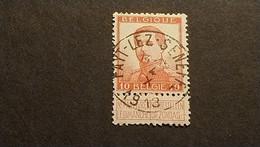 """N 118  Afst./Obl.  """" FAYT - LEZ - SENEFFE """" - 1912 Pellens"""
