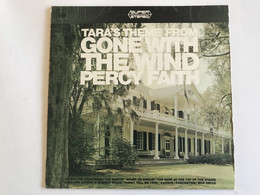 PERCY FAITH And His Orchestra - Tara's Theme From Gone With The Wind - LP - UK Press - Soundtracks, Film Music