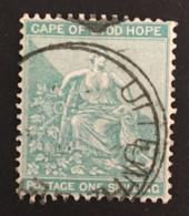 AFD / CDBE / 1885-94 / N° Y-T : 38 - Cape Of Good Hope (1853-1904)