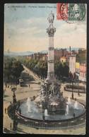 France 1921 De Marseille Vers Vitry-sur-Seine Taxée (1240) - Covers & Documents
