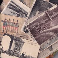Lot De + De 80 Cartes Sur La Guerre 14/18 - Oorlog 1914-18