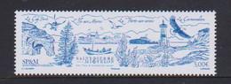 St. Pierre Et Miquelon (2021) - Set -  /  Ships - Birds - Oiseaux - Vogel - Lighthouses - Leuchturm - Lighthouses