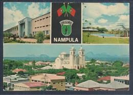 Postal Circulado De Nampula Em 1972. Stamp Da Ilha De Moçambique Capela De N. Sra. Do Baluarte. Museu. - Mozambique