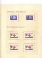 Gilbert  Et Elice  (1963) -   Elizabeth II -  Croix-Rouge -  Contre La Faim -   Neufs* - MLH - Oblit - Gilbert & Ellice Islands (...-1979)