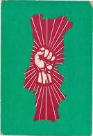 AA2642 Portogallo Portugal - Partido Comunista Português PCP / Viaggiata 1986 - Political Parties & Elections