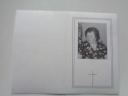 Doodsprentje/Bidprentje  Rachel RAMMANT  Ruddervoorde 1914-1986 Torhout   (Echtg Marcel DELARUE) - Godsdienst & Esoterisme