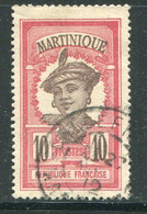 MARTINIQUE- Y&T N°65- Oblitéré - Gebraucht
