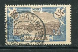 MARTINIQUE- Y&T N°68- Oblitéré - Gebraucht