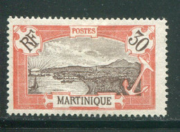 MARTINIQUE- Y&T N°69- Oblitéré - Gebraucht