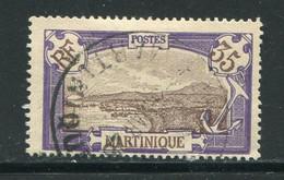 MARTINIQUE- Y&T N°70- Oblitéré - Gebraucht