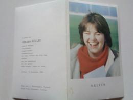 "Doodsprentje/Bidprentje  HELEEN POLLET  † Torhout 1985     ""19 Jaar"" - Godsdienst & Esoterisme"