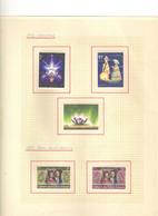 Gilbert  Et Elice  (1972) -   Elizabeth II -   Noel - Noces D'or  -  Neufs* MLH - Gilbert & Ellice Islands (...-1979)