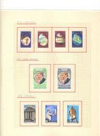 Gilbert  Et Elice  (1973-74) -   Elizabeth II -   Churchill - Mariage Royal - Noel   -  Neufs* MLH - Gilbert & Ellice Islands (...-1979)